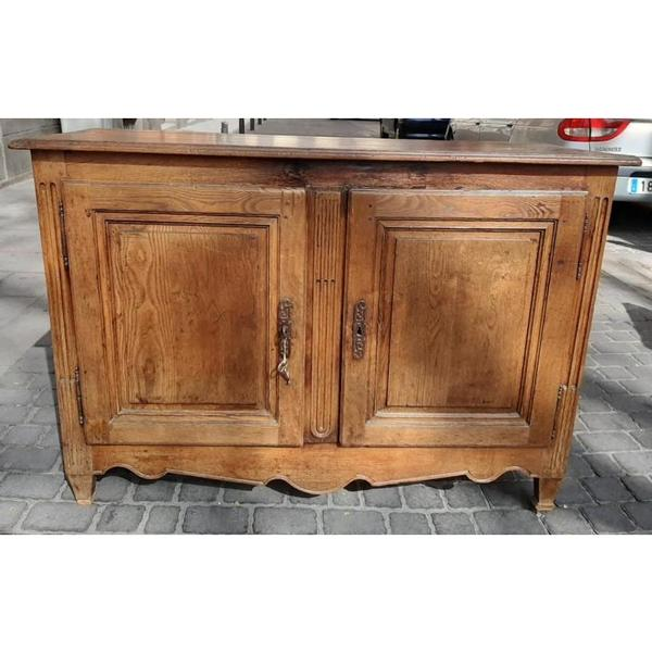 Buffet roble Francia sXVIII